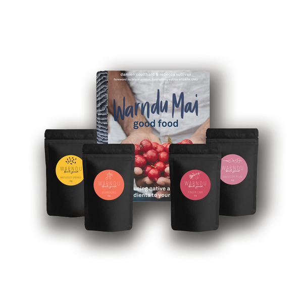 Warndu Australian Native, Warndu Mai Superfood Pack.