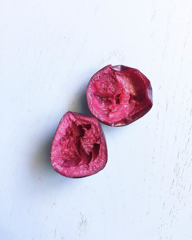 Warndu Australian Native, Davidson Plum ~ Freeze dried and powdered. 50g.