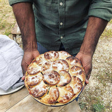 Load image into Gallery viewer, Warndu Mai Recipe Quandong Pie being served