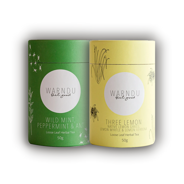 Warndu Morning Green Loose Leaf Pack