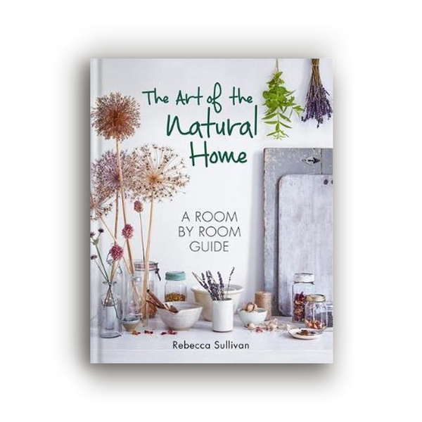 Signed The Art of the Natural Home Book & Tea Gift Pack