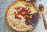 Warndu Mai Kangaroo Pie With Bush Tomato Sauce
