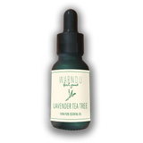 Warndu Australian Native, 100% Pure Lavender Tea Tree Essential Oil.