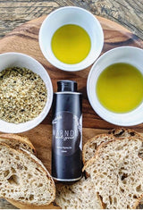 Warndu Australian Native, Australian Native Thyme Olive Oil and Wattleseed Balsamic Vinegar Pack.