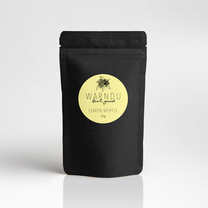 Warndu Australian Native Lemon Myrtle 50g