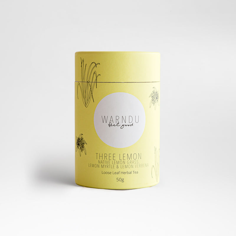 Warndu Australian Native, Warndu Loose Leaf Teas Set.