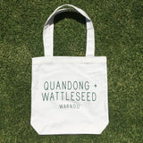 Warndu Australian Native, Warndu Tote Bags.
