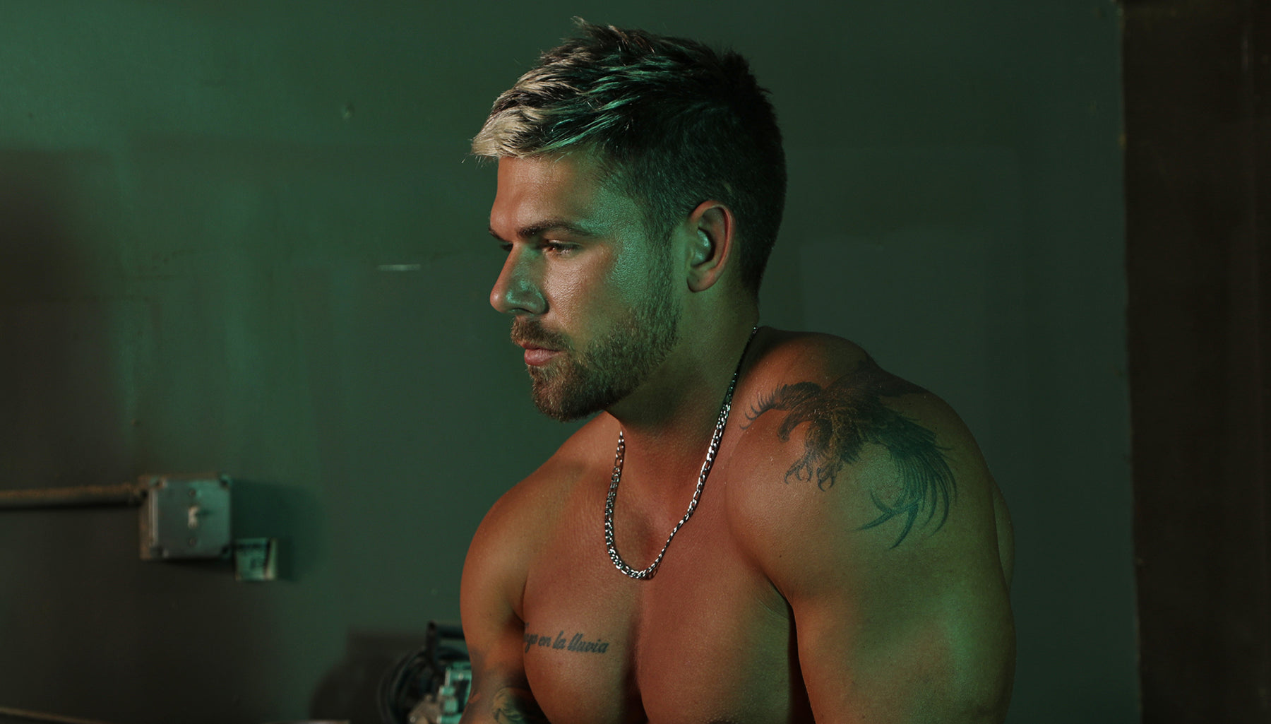 New Images with Joss Mooney