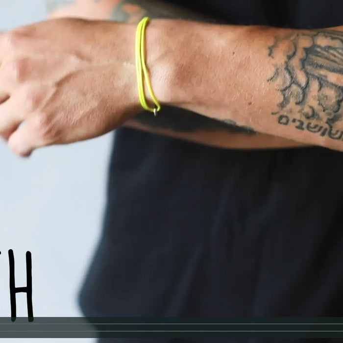 How to adjust you infinity bracelet (video)