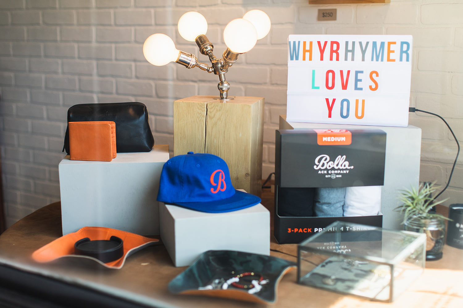 We Are All Smith Men's Jewelry Pop-up Shop for Father's Day