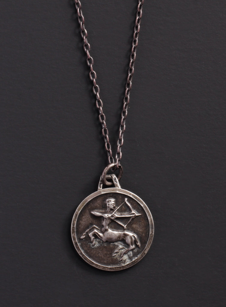 Sagittarius Necklace for Men