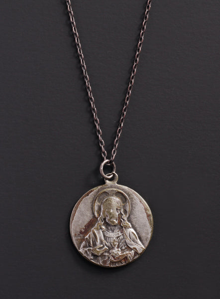 The Sacred Heart of Jesus Pendant