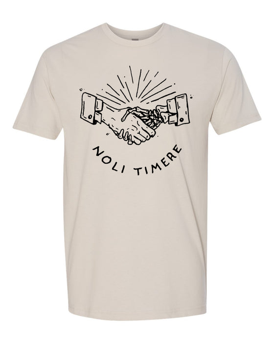 Noli Timere short sleeve men's t-shirt