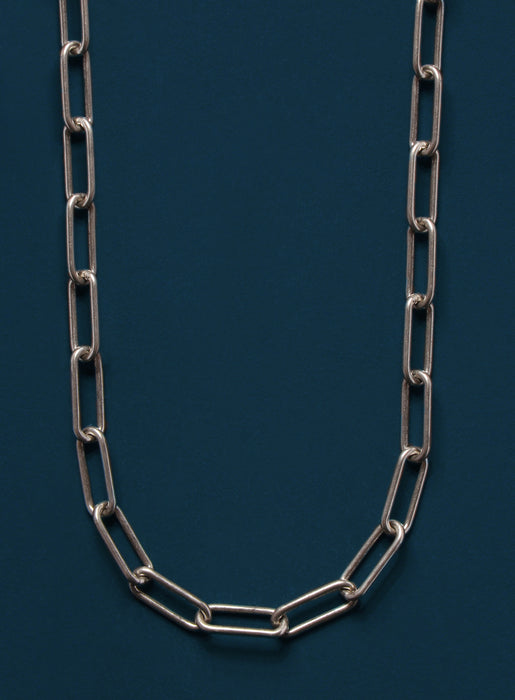 Large Clip Chain Necklace for Men