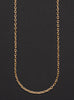 14K GOLD FILLED SMALL CABLE CHAIN NECKLACE
