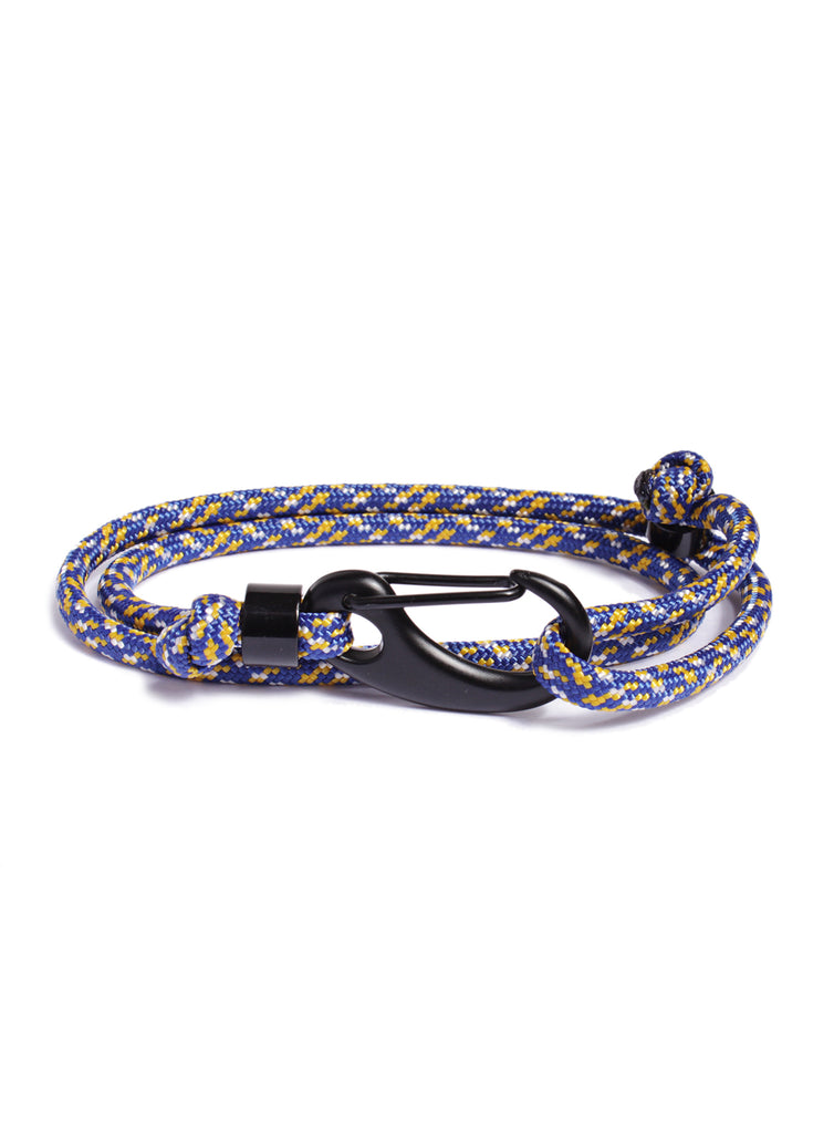 """Channel"" Paracord Bracelet for Men."