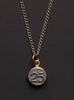 Number 25 pendant Men's Necklace