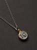 Number 19 pendant Men's Necklace
