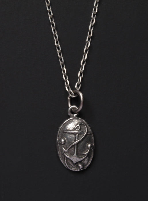 Silver pendant for men