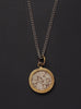 Vintage 1915 USA coin necklace