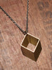 Geometric jewelry for men