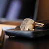 Small Smelt Quartz Skull
