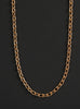 Men's Gold Chain Necklace (14k Gold Filled Cable Chain)