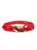 Red + Gold Tactical Cord Men's Bracelet