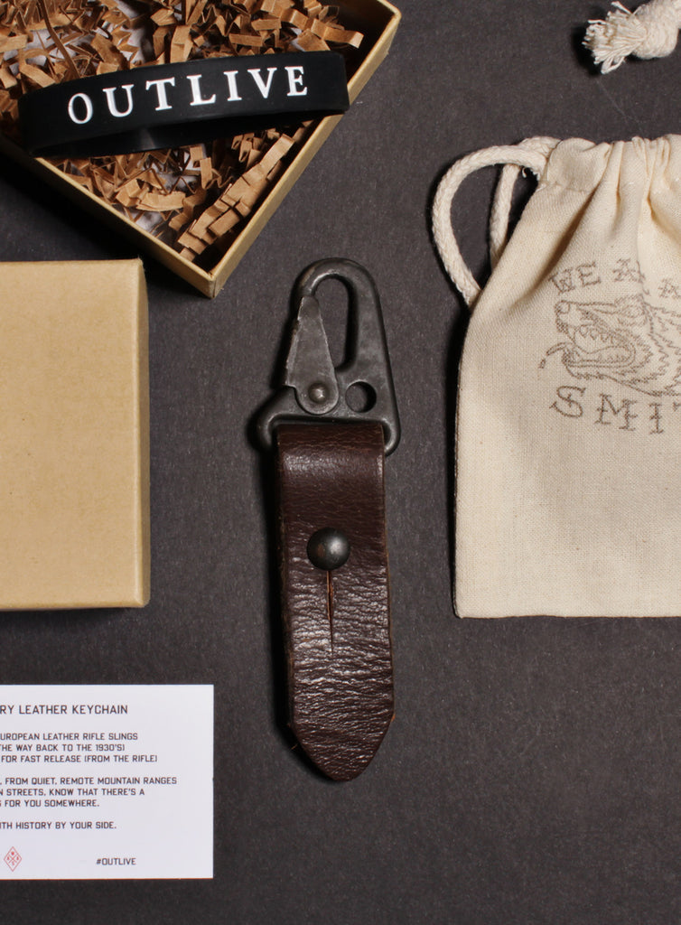 Key Chain by Unions of Smith