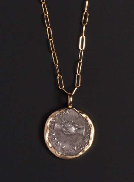 Nerva Gold Necklace for Men