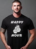 Happy Hour Boxing Short sleeve t-shirt