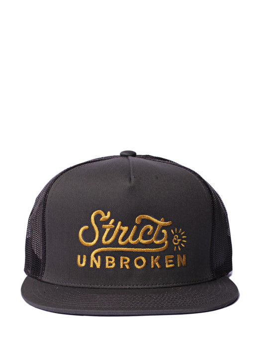 """Strict & Unbroken"" Trucker Cap"