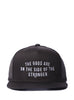 """The Gods are on the Side of the Stronger"" Trucker Cap"