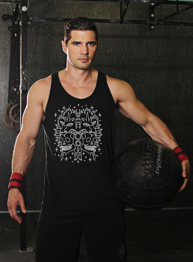 Headdress Unisex Tank Top