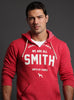 We Are All Smith Red Hoodie Sweatshirt
