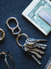 Stainless Steel Carabiner Key-Chain