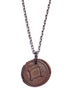 Wax Seal Libra Constellation Necklace