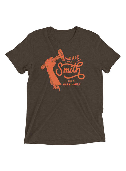 """We Are All Smith"" Short sleeve t-shirt"