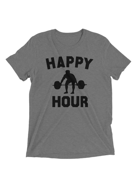 """Happy Hour"" Short sleeve t-shirt"