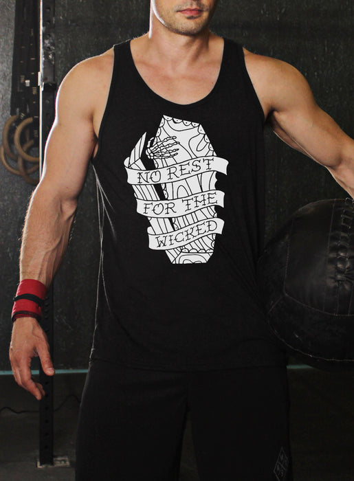 No Rest for the Wicked Unisex  Tank Top