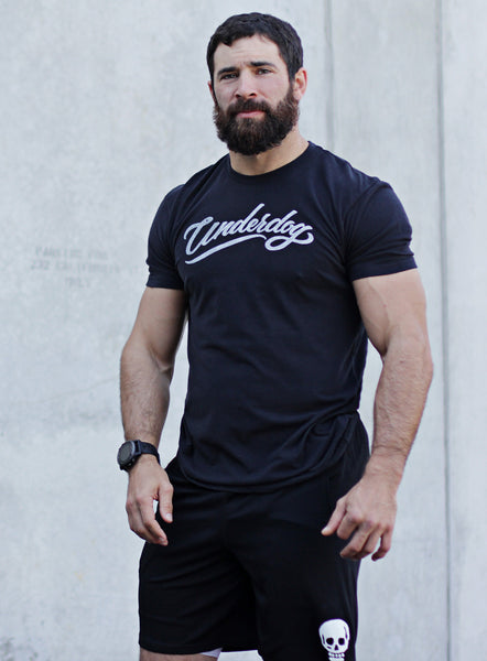 Black Tee For Men