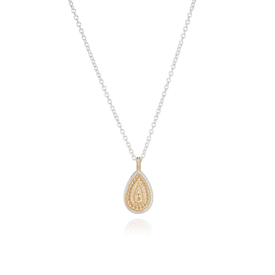 Anna Beck Dotted Drop Pendant Necklace