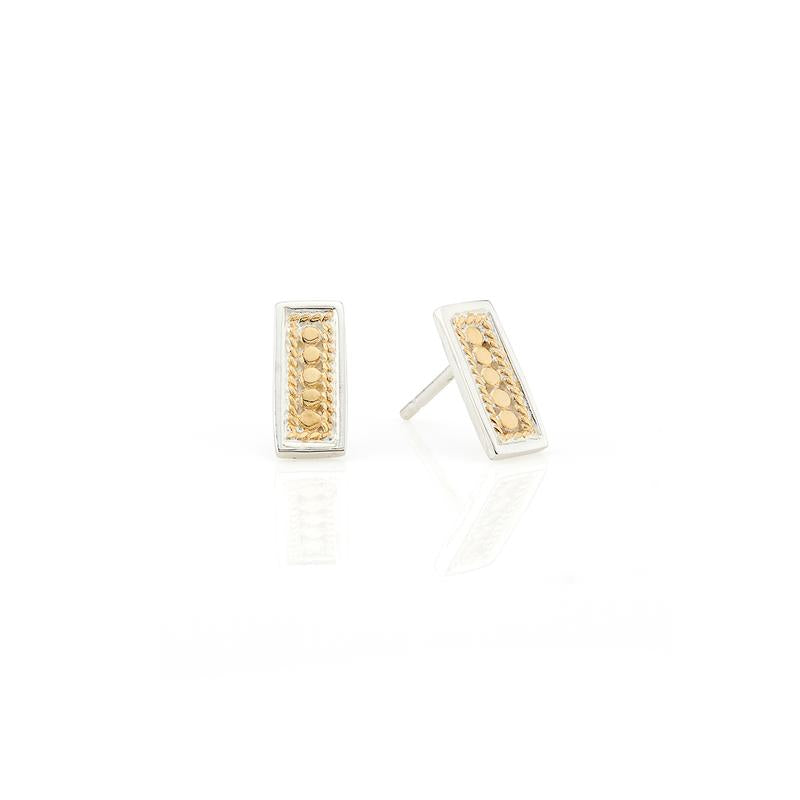 Anna Beck Classic Bar Stud Earrings