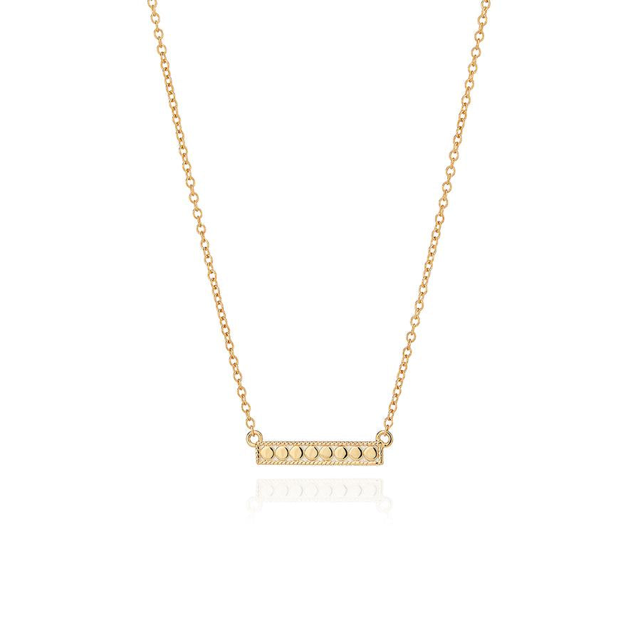 Anna Beck Medium Bar Necklace