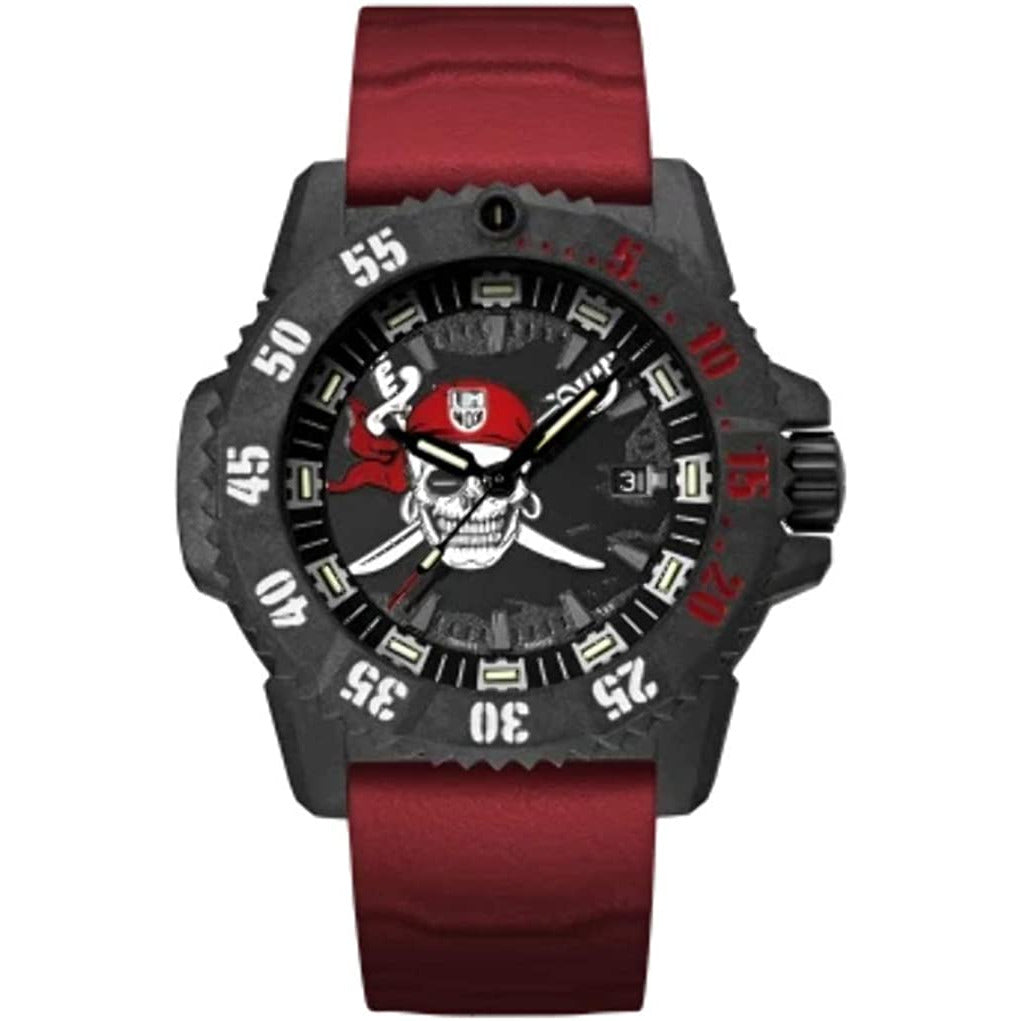 Luminox Master Carbon Seal Jolly Roger 3801.JR