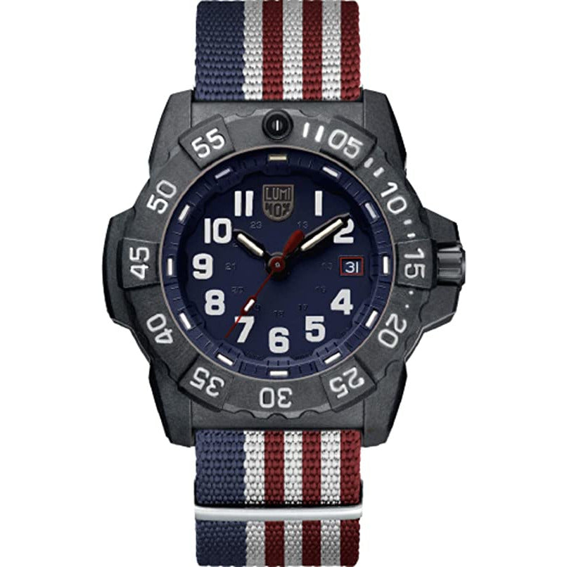Luminox Navy Seal Patriot 3501