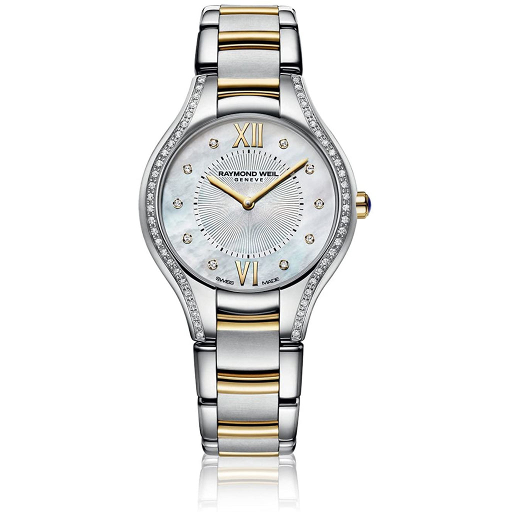 Raymond Weil Noemia Two-Tone Diamond