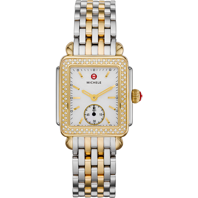 Michele Deco 16 Two Tone Diamond
