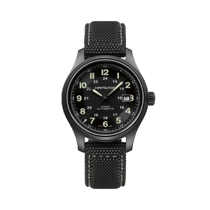 Hamilton Khaki Filed Titanium Auto H70575733