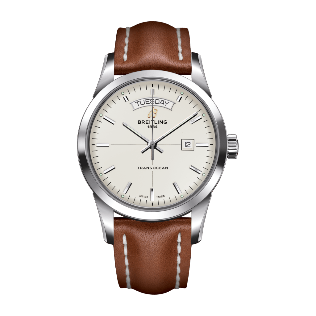 Breitling Transocean Day Date Automatic